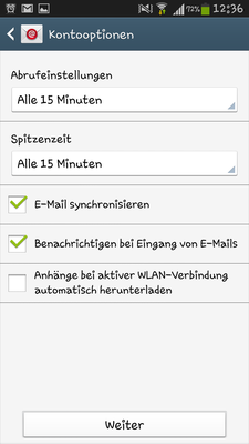 Android Mail#5