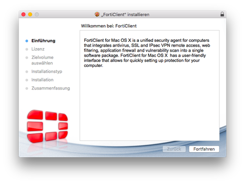 Installions-Client